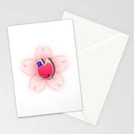 The Unusual Suspects Character 03 Stationery Cards