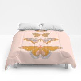 Flutterby Garden Comforters