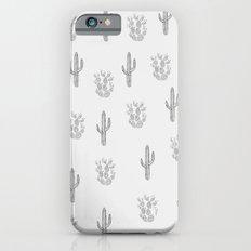 Cactus Pattern iPhone 6 Slim Case