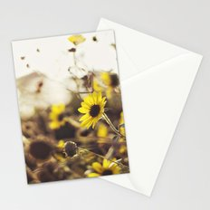 Wild Sunflowers Stationery Cards