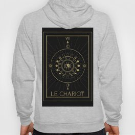 Le Chariot or The Chariot Tarot Hoody