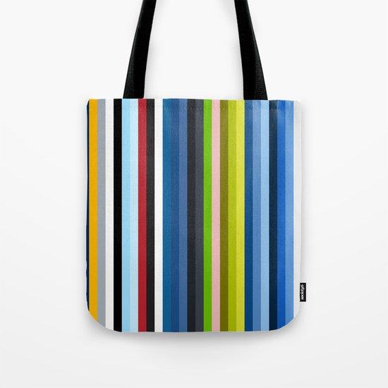 Mizuchi - Colorful Stripes by alphaomega
