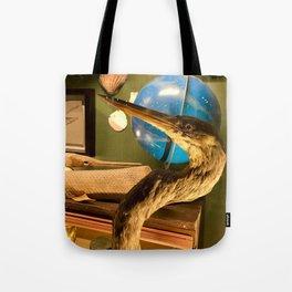 Global Heron Tote Bag