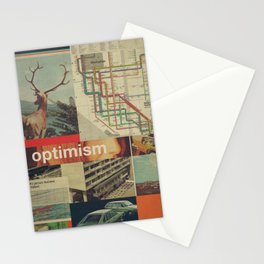 Optimism178 Stationery Cards