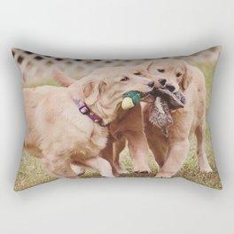 Mine Mine Mine Rectangular Pillow