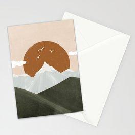 Hope / Sunset / Positivity Stationery Cards