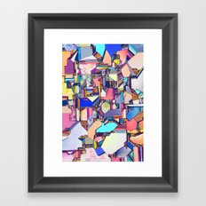 Jam Framed Art Print