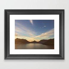 Hout Bay II Framed Art Print
