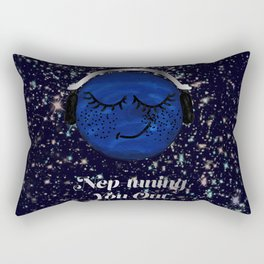 Nep-tuning You Out by- Hxlxynxchxle Rectangular Pillow