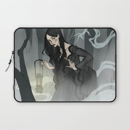 What Lies in the Mist Laptop Sleeve