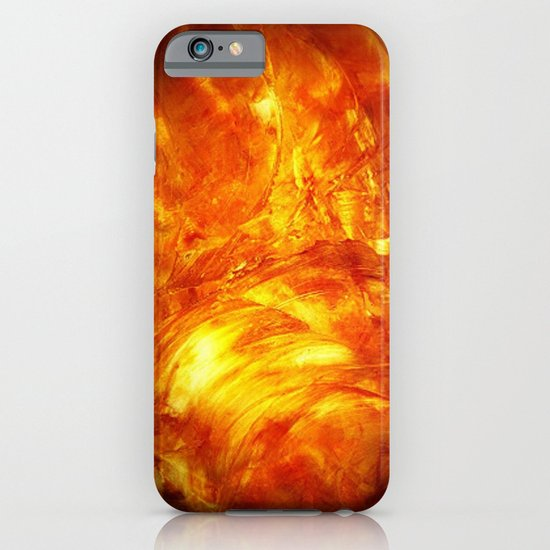 Surface Of The Sun - Leo - Science - Hipster - Hot iPhone & iPod Case