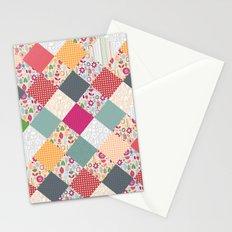 paper cut flower diamonds Stationery Cards