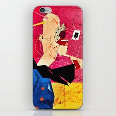 Exploding Soda Can X iPhone & iPod Skin