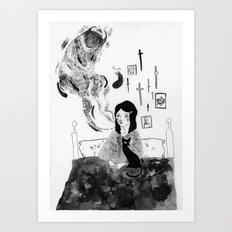The Tenant Art Print