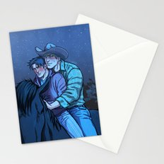 Theodore and William 19 Stationery Cards