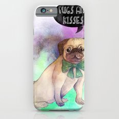 Pugs and kisses Slim Case iPhone 6s