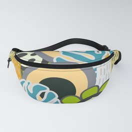 Fresh floral bunch Fanny Pack