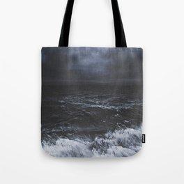 Lost in the sea Tote Bag