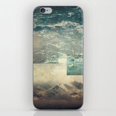 Oceans In The Sky iPhone & iPod Skin