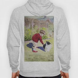 Penny Lives With Jesus Hoody