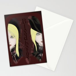Bloodborne - The Doll and the Lady Stationery Cards