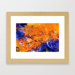 Ningaloo Framed Art Print