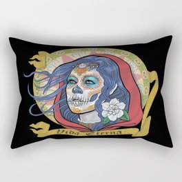 Catrina (Day of the Dead) Rectangular Pillow