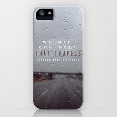 In search of love Slim Case iPhone (5, 5s)