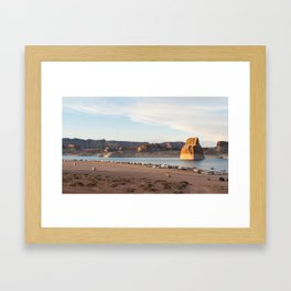 Lake Powell Framed Art Print
