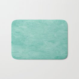 Impressions in Hues of Blue Green Home Decor Badematte
