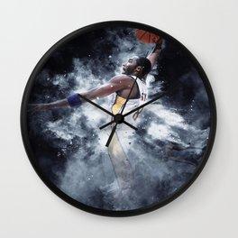 STRONG MAMBA Wall Clock