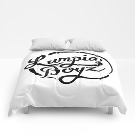 Lumpia Boyz Comforters