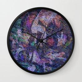 mount xs Wall Clock