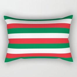Campania scooters. Rectangular Pillow
