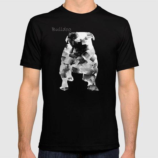 the bulldog  T-shirt