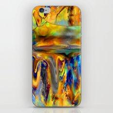 Abstract of Wild Art iPhone & iPod Skin