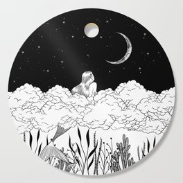 Moon River Cutting Board