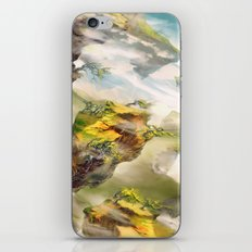 Windswept Heath iPhone & iPod Skin