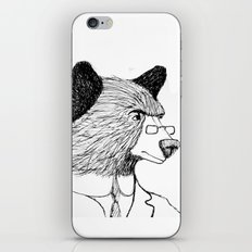 Bearing it all  iPhone & iPod Skin