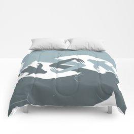 Pisces (Feb 18 - Mar 20) Comforters