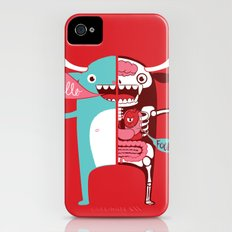 All monsters are the same! iPhone (4, 4s) Slim Case