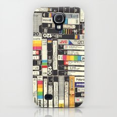 VHS Slim Case Galaxy S4