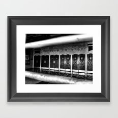 Orpheum Framed Art Print