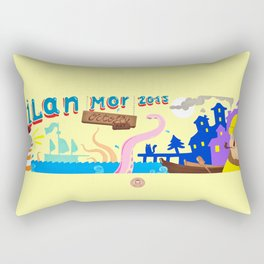 Eilan Mor Rectangular Pillow