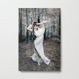 The Faery Grove Metal Print