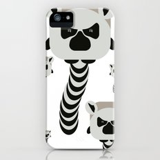 Chubby Lemur iPhone (5, 5s) Slim Case