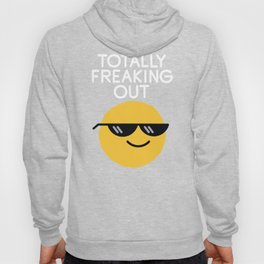 Froze Colored Glasses Hoody