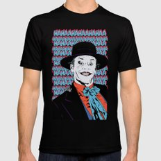 You Can Call Me...Joker! Black MEDIUM Mens Fitted Tee