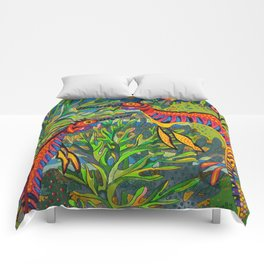 Weedy Seadragons Comforters