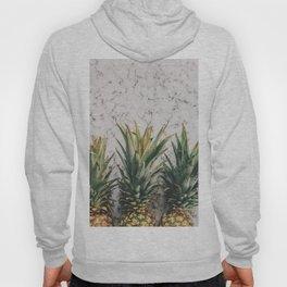 Pineapple Luxe Hoody